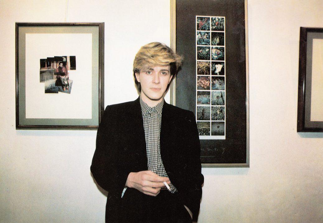 David at Hamiltons Gallery