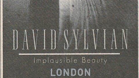Implausible Beauty tour 2012 announced