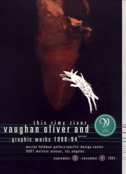 Vaughan Oliver- This Rimy River