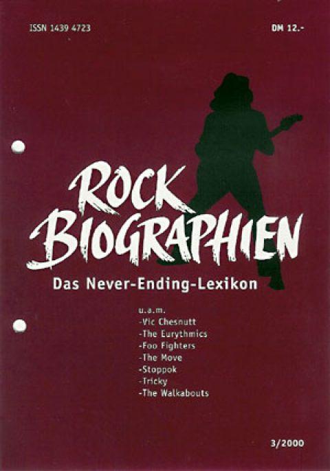 Rock Biographien