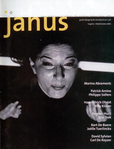 Janus magazine cover