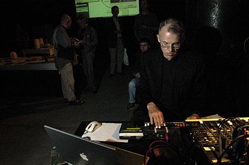 Joel Ryan [2003 © Jan Sprij]