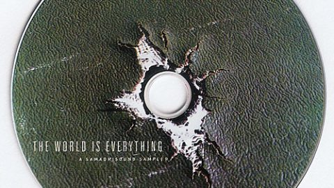 The World Is Everything Tour, brochure CD 2007