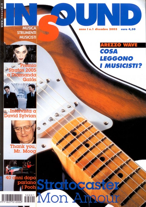 InSound, (december 2005 Italy)