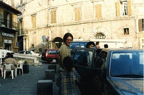 Teatro Turreno, Perugia Italy