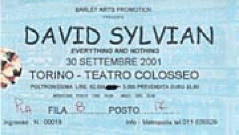 Torino Italy, Teatro Colosseo