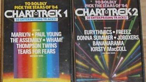Chart Trek 1 & 2 Double Cassette Album