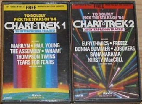 Chart Trek 1 & 2 Double Cassette Album