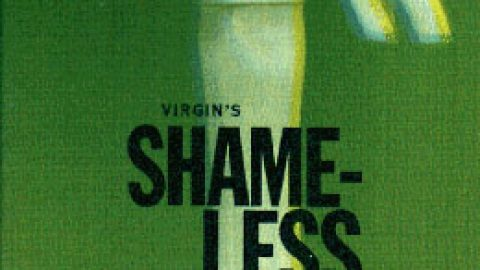Virgin Shameless Promotional Tool cassette