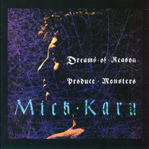 Mick Karn – Dreams Of Reason Produce Monsters