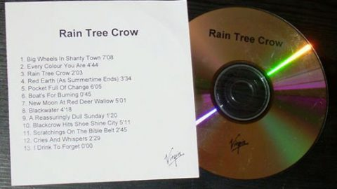 Rain Tree Crow (re-issue)