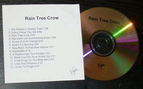 Rain Tree Crow (re-issue)