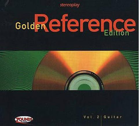 Golden Reference Edition Vol. 2 – Guitar