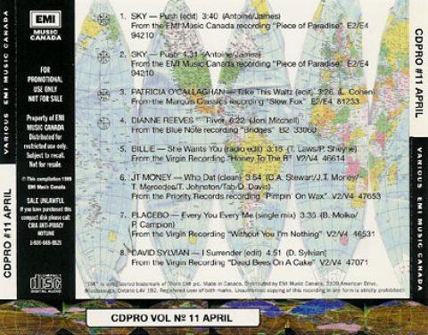 CDPRO Vol.11 APRIL 1999