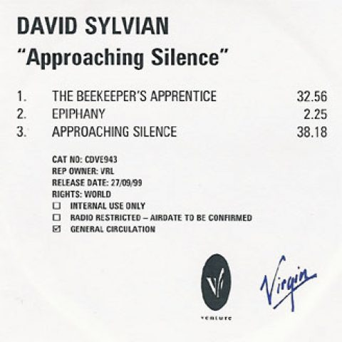 Approaching Silence (advanced)