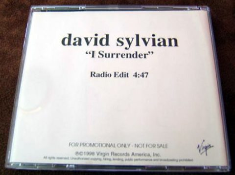I Surrender (advanced, US)
