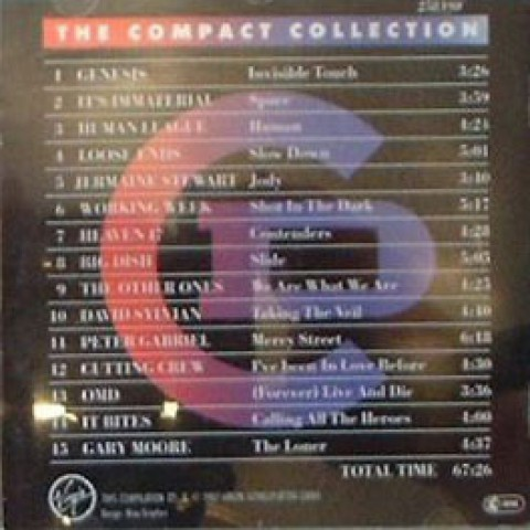 The compact Collection – Musik Express Compilation