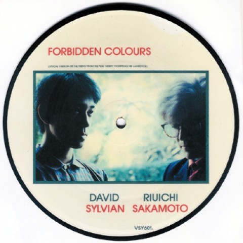Forbidden Colours (picture disc)