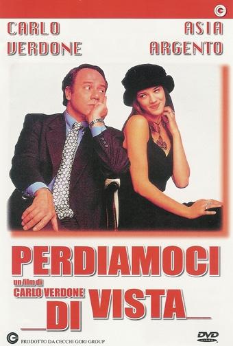 Carlo Verdone - Perdiamoci Di Vista cover