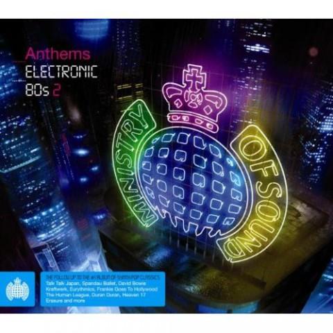 Anthems Electronic 80's 2 [Box set]