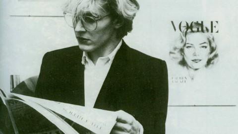 Steve Harris at Toshiba EMI Tokyo (1986)