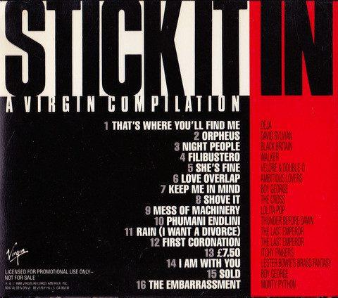 Stick It In