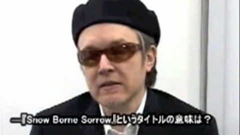 David Sylvian – Nine Horses interview barks.jp 2006
