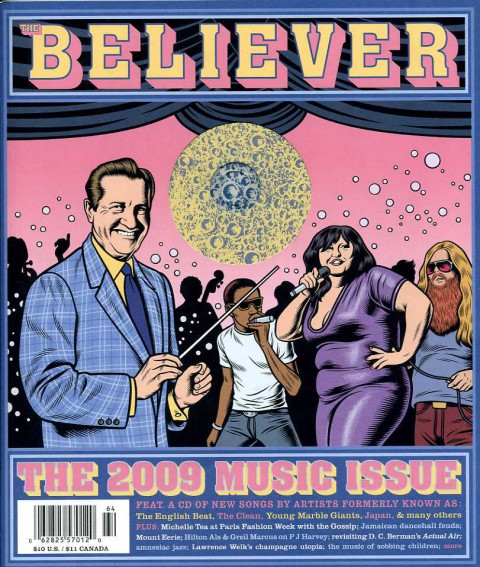 The Believer (2009 music issue)