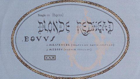 Blonde Redhead – Equus