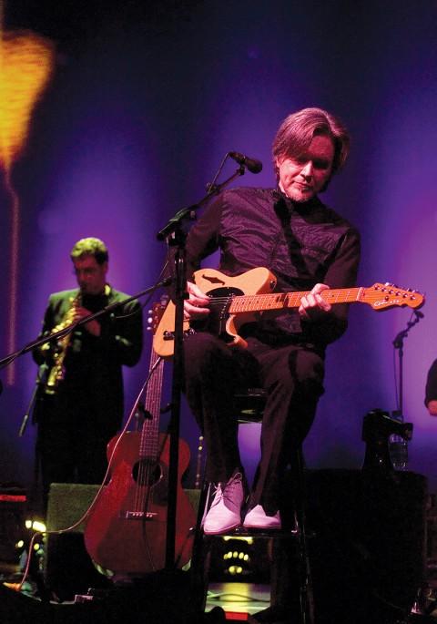 David Sylvian takes on improv: Manafon (Performing Musician, December 2009)