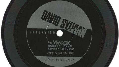 Viva Rock interview flexi