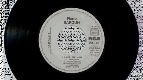 Pierre Barouh – Le Pollen (promo)