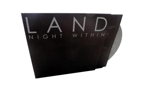 L A N D – Night Within (vinyl)