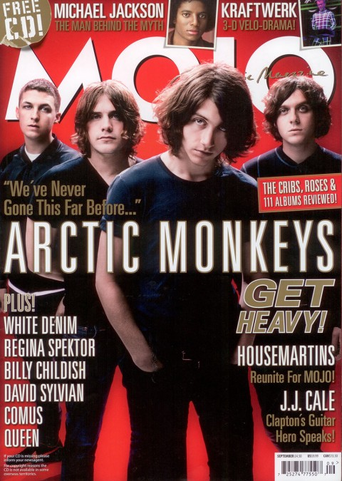 Mojo 2009 interview by Phil Alexander