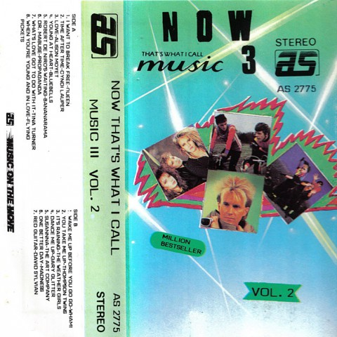Now That's What I Call Music 3, Volume 2