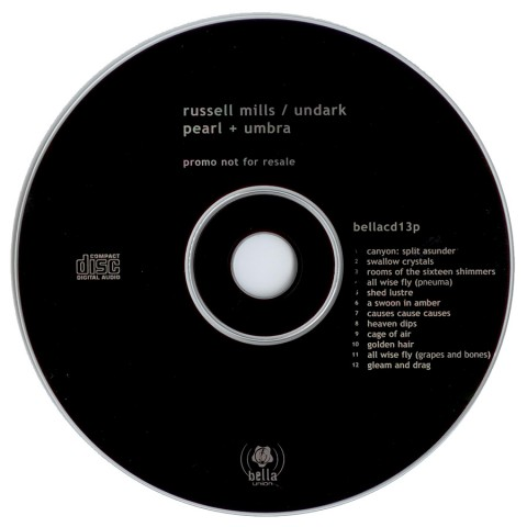 Russell Mills – Pearl + Umbra