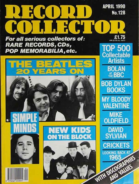 Record Collector (April/May 1990)