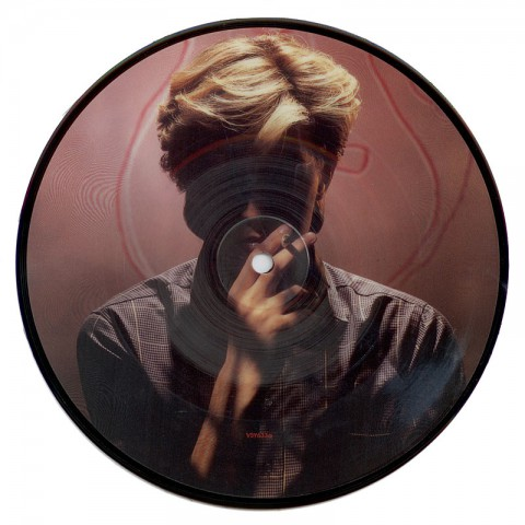 Red Guitar (picture disc)