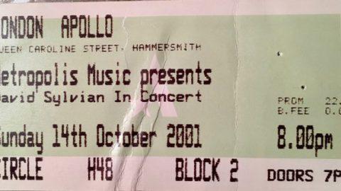 London UK, Hammersmith Apollo