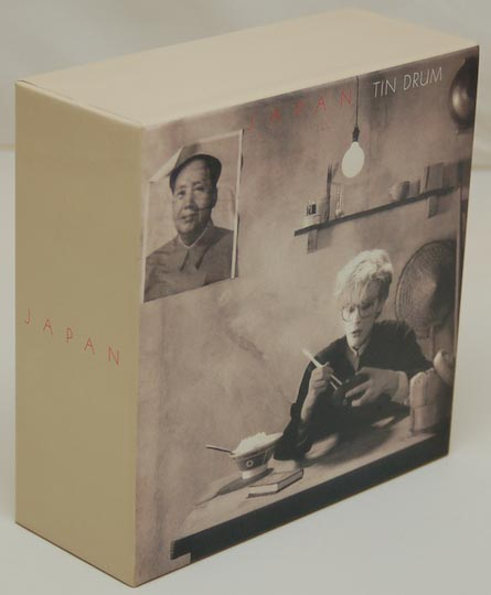 Tin drum box