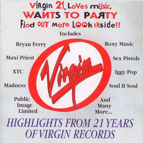 Highlights From 21 years of Virgin Records