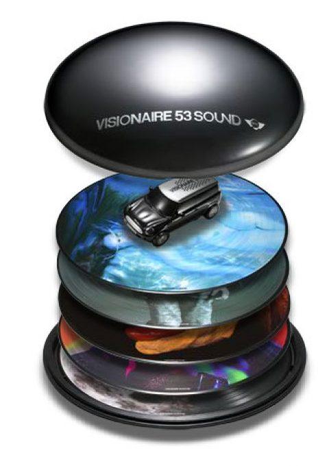 Visionaire 53 SOUND