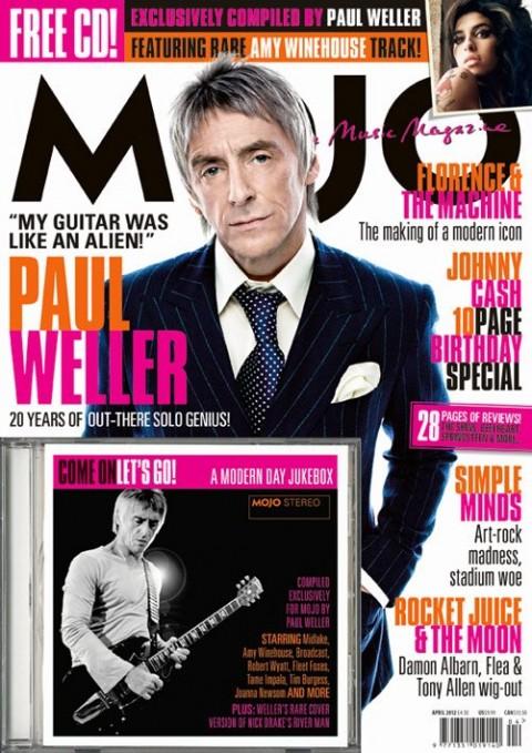 Self portrait (Mojo, March 2012)