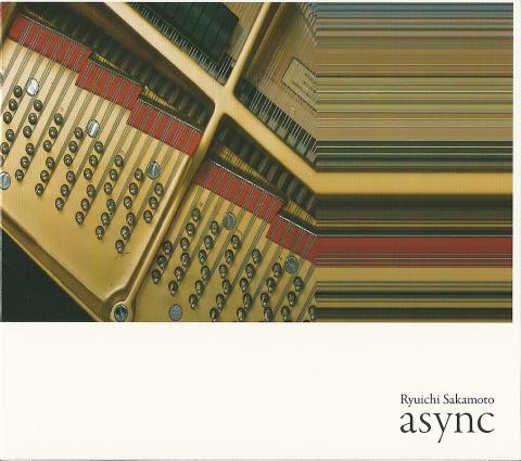 Ryuichi Sakamoto – Async (feat. David Sylvian)