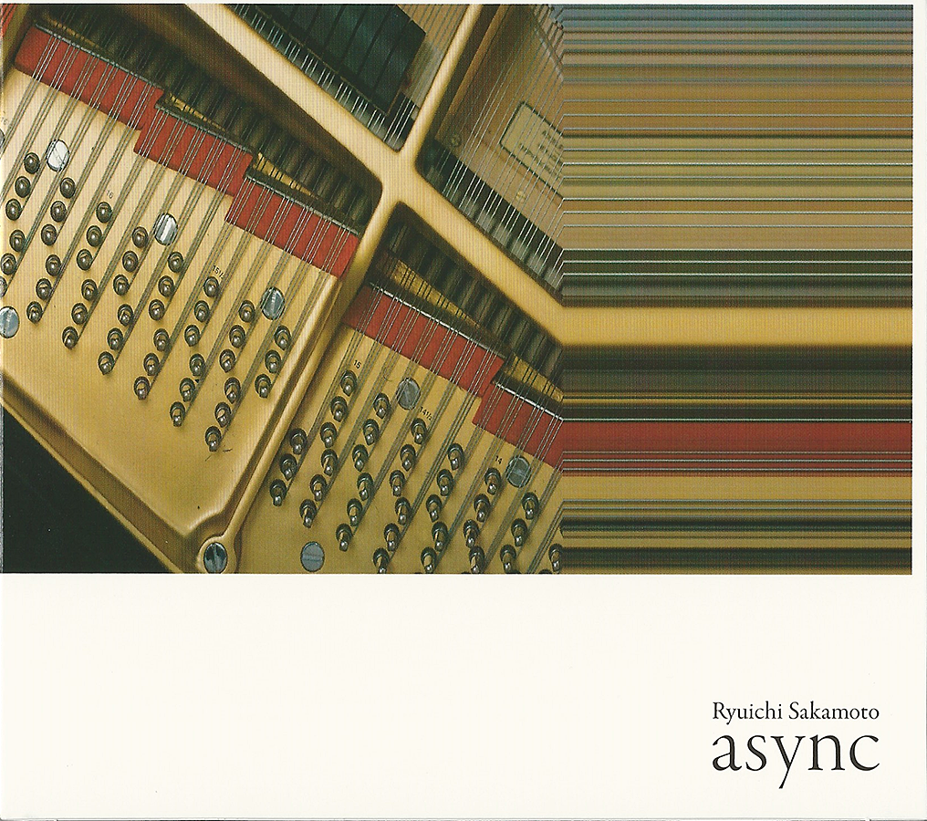 async - Japanese cover
