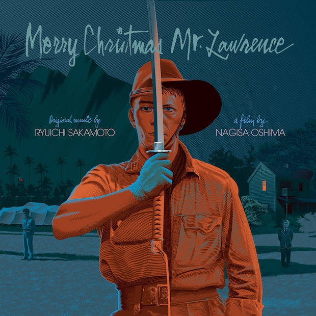 david bowie and ryuichi sakamoto film merry christmas mr lawrence soundtrack reissued - David Bowie Christmas