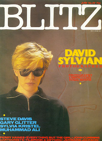 Blitz magazine June 1982 nr. 2