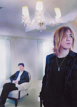 David and Sugizo 3