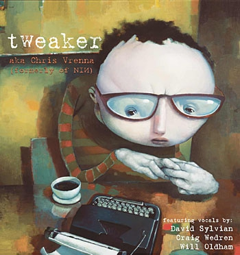 promo poster Tweaker- Attraction To All Things Uncertain