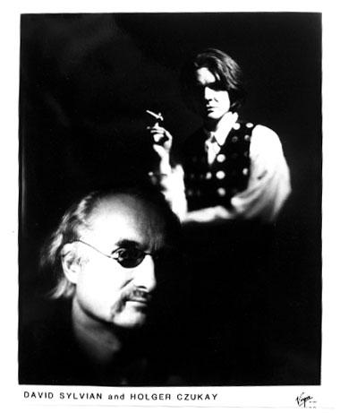 David and Holger 1989. Photo credits Yuka Fujii